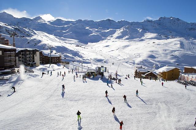 alpen skivakantie